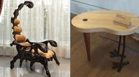 Perabotan terinspirasi dari alam (Sumber: Brightside)