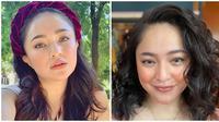Marshanda unggah foto dengan rambut uban, banjir pujian warganet dan artis lain. (Sumber: Instagram/@marshanda99)
