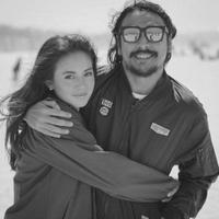 Aurelie Moeremans dan Ello. (Instagram/aurelieowreally)