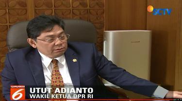 Wakil Ketua DPR RI Utut Adianto membenarkan jika persiapan infrastruktur sudah hampir rampung.