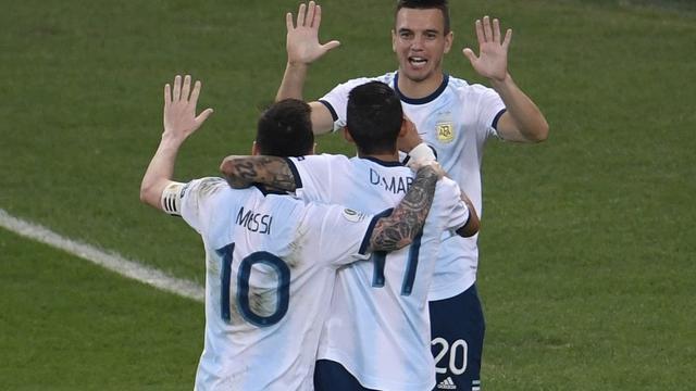 Timnas Argentina, Copa America 2019