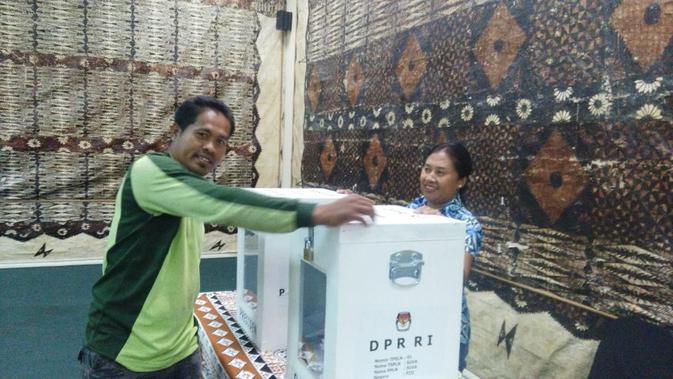 Agar seluruh WNI yang ada di Fiji bisa menyalurkan hak pilih mereka, PPLN Fiji rela menjemput ABK yang sedang berada di tengah laut. (KBRI Suva)