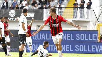 Hasil Liga Italia: AC Milan Sukses Curi Poin di Kandang Spezia