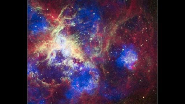 Nebula Tarantula