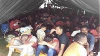 Malaysia Gagalkan Penyelundupan 131 Imigran Gelap Sri Lanka ke Australia (Royal Malaysia Police via AP)
