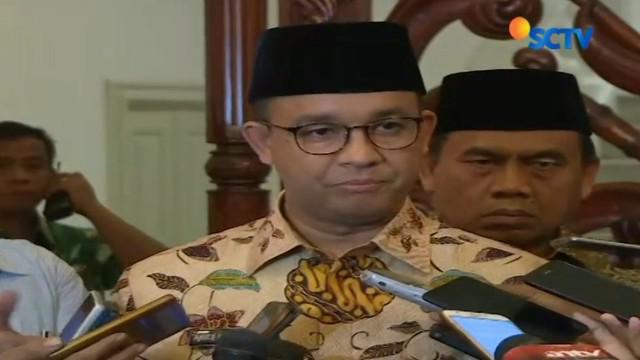 Anies baswedang akan meningkatkan pengawasan seluruh tempat hiburan malam di Jakarta.