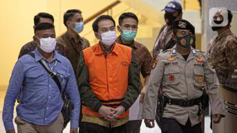 Golkar Nonaktifkan Azis Syamsuddin dari Partai