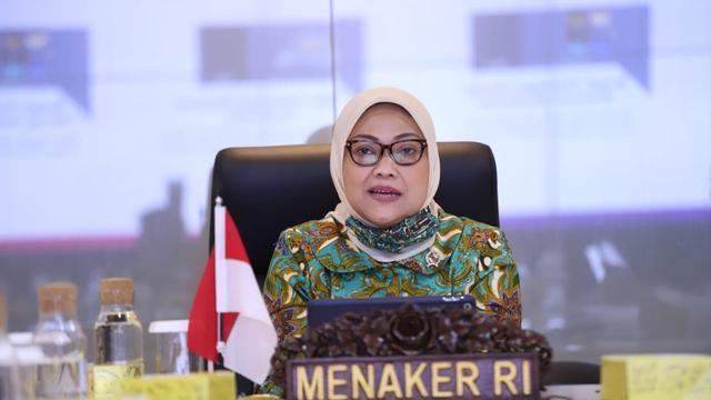 Menteri Ida Fauziyah