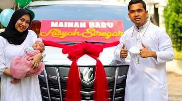 Putra Siregar beri kado Toyota Alphard untuk putrinya