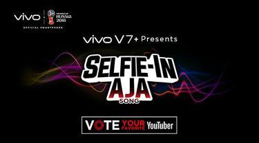 Vivo V7+ Gelar Youtube Fanfest 2017