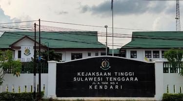 Kejaksaan Tinggi Sulawesi Tenggara (Arfandi Ibrahim/Liputan6.com)