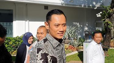 Tiba di Istana, AHY Mengaku Diundang Jokowi