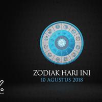Video Zodiak Hari Ini: Simak Peruntungan Kamu di 10 Agustus 2018 Part 1