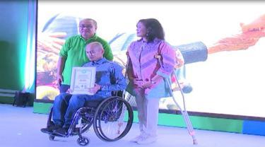 Rexona bekerja sama dengan Google dan Grab Indonesia meluncurkan aplikasi yang ramah bagi penyandang disabilitas.