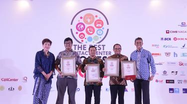 Keren, PGN Raih 5 Penghargaan di Ajang The Best Contact Center Indonesia 2019