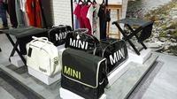 MINI @ Senayan City tawarkan ragam aksesori dan apparel (Septian/Liputan6.com)
