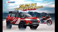 Sebagai bagian dari perayaan hari jadinya ke-50, PT Suzuki Indomobil Sales (SIS) menggelar Digimods Contest bertajuk 'Suzuki Terus Berinovasi'.