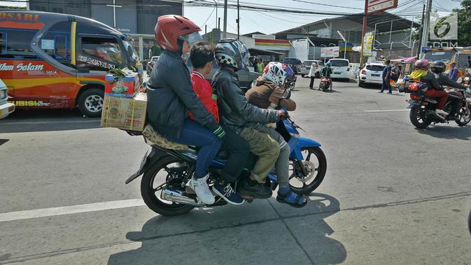 Masuk New Normal, Kebijakan Sepeda Motor Perlu Dikaji Ulang