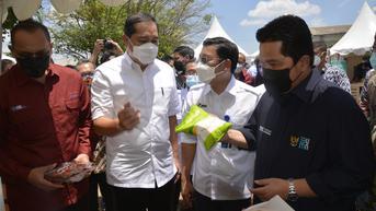 RNI Luncurkan Produk Baru, dari Beras hingga Masker