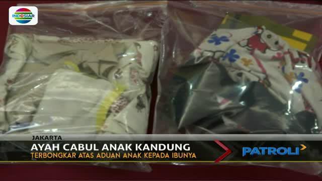 Perilaku bejat pria tersebut dilaporkan oleh istrinya sendiri ke Polres Jakarta Selatan.