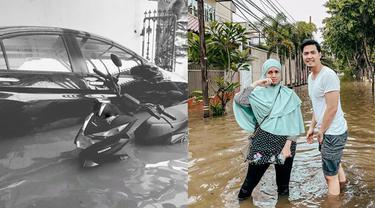 6 Potret Kediaman Nycta Gina, Pindah Rumah Usai Kebanjiran