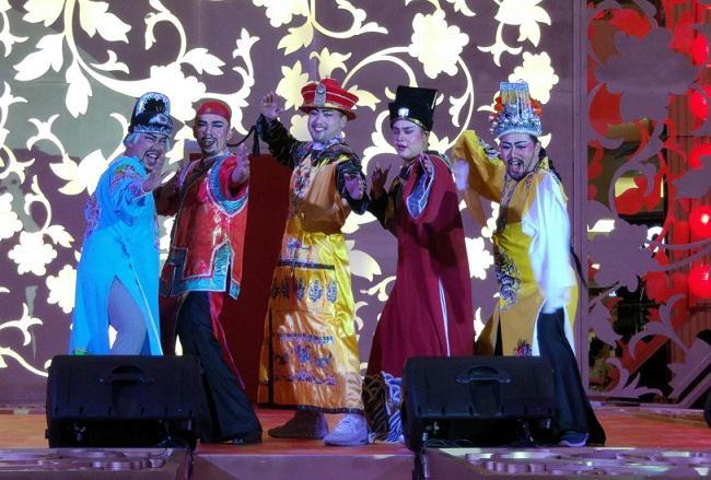 Parade Kampoeng Imlek/copyright redaksi vemale/spesial