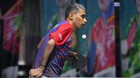 Atlet Para Tenis Meja Indonesia berlatih jelang Paralimpiade 2020 (Ist)