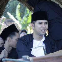Emil Dardak Syuting film The Santri (Dimas Nugraha/Kapanlagi.com)