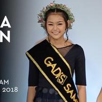 Kemeriahan Malam Final Gadis Sampul 2018