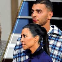 Kourtney Kardashian pergi ke Paris bersama dengan Younes Bendjima dan Scott Disick pun cemburu berat. (YouTube)