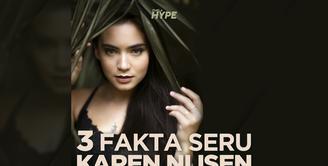 Apa saja fakta seru tentang Karen Nijsen? Yuk, kita cek video di atas!