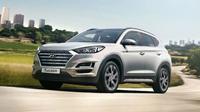 Hyundai Tucson facelift. (ist)