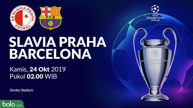 Prediksi Slavia Praha Vs Barcelona: Nostalgia Hattrick Lionel Messi – Dunia