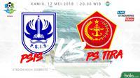 Liga 1 2018 PSIS Semarang Vs PS Tira (Bola.com/Adreanus Titus)