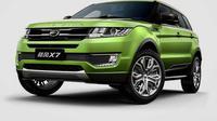 Landwind , peniru Range Rover Evoque.(Autocar)