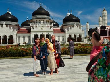Berita Masjid Raya Baiturrahman Hari Ini Kabar Terbaru Terkini