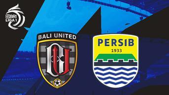 BRI Liga 1: Persib Fokus Raih 3 Poin Lawan Bali United