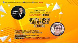 VIDEO: Live Streaming Liputan6.com update Episode 9