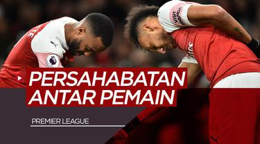 Berita Video Lacazette x Aubameyang dan 3 Bromance Di Premier League