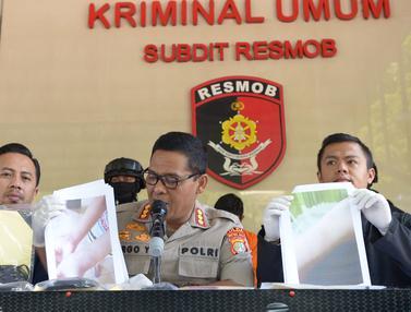 Polisi Tangkap Sopir Taksi Online yang Memeras Penumpang
