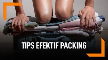 Tips Efektif Packing untuk Mudik