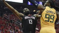 James Harden cetak 41 poin saat Rockets sikat Jazz (AP Photo/Eric Christian Smith)