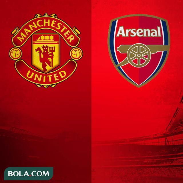 Prakiraan Susunan Pemain Manchester United Vs Arsenal Di Liga Inggris Lini Depan Tuan Rumah Menakutkan Inggris Bola Com