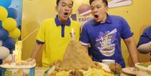 Ultah BensuBakso milik Ruben Onsu (Adrian Putra/Fimela.com)