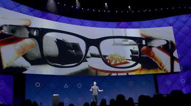 Gandeng Ray-Ban, Facebook Garap Kacamata AR