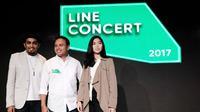 LINE Indonesia luncurkan LINE Concert, bawa pengguna lebih dekat dengan musik kesukaan mereka.
