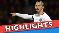 Video highlights Ligue 1 Prancis antara FC Lorient melawan Paris Saint Germain yang berakhir dengan skor 1-2, Sabtu (21/11/2015)
