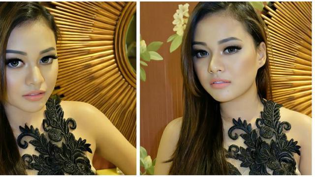 Trik Makeup Mata Terlihat Besar Dan Seksi Ala Aurel Fashion Beauty Liputan6 Com