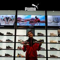 Dengan dibukanya konsep gerai terbaru, Puma ajak masyarakat untuk lebih minat olahraga (Foto: Puma)