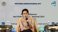 Direktur Jenderal Pengelolaan Limbah, Sampah, dan Bahan Beracun Berbahaya (PSLB3) Kementerian Lingkungan Hidup dan Kehutanan (KLHK) Rosa Vivien Ratnawati. (Ist)